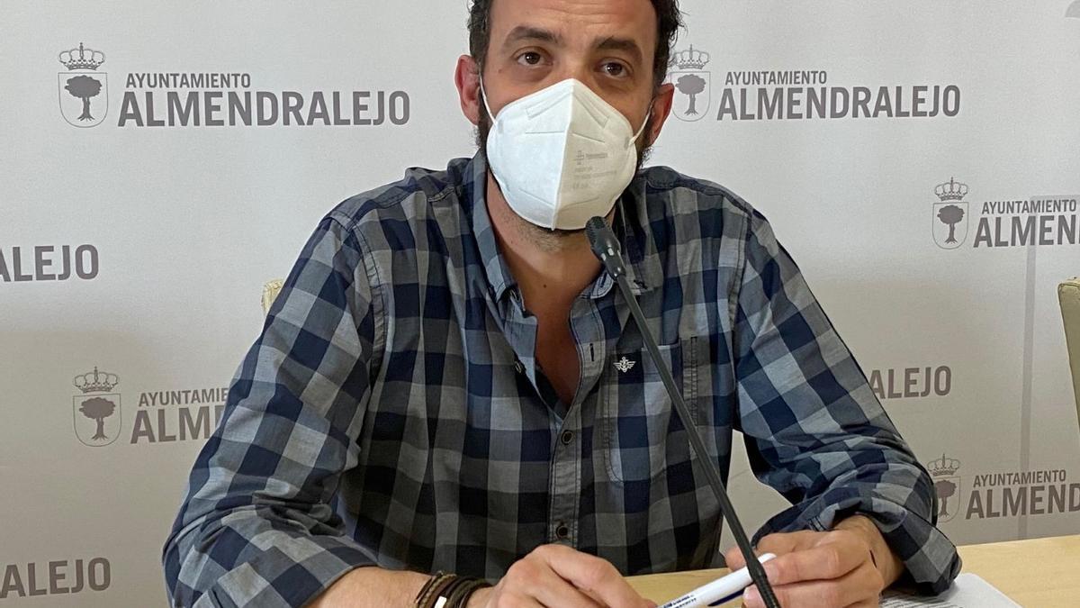 Domingo Cruz, concejal de Cultura
