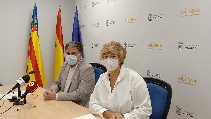 Villena ejecuta el 100% de las ayudas del Plan Resistir para los sectores productivos por el covid-19