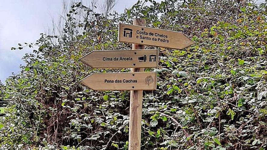 Doade completa su ruta prehistórica con paneles informativos en 5 de sus mámoas