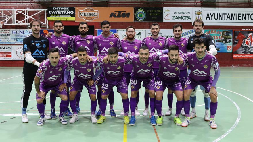 El Palma Futsal–Movistar Inter se jugará el sábado 19 de diciembre