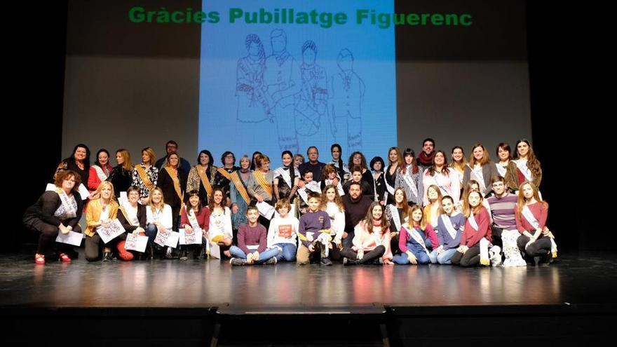 Populària omple Figueres de cultura popular tot el cap de setmana