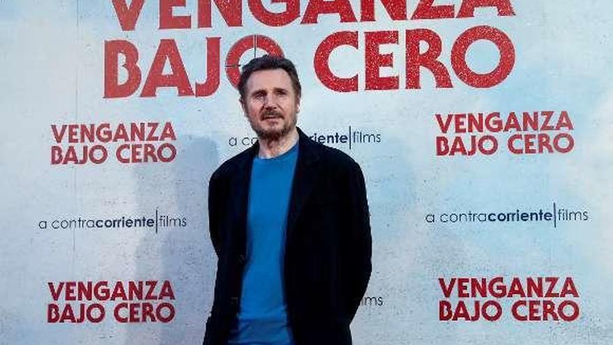 """Liam Neeson: """"Si fuese mujer, no sería actriz en Hollywood ni por todo el dinero del mundo"""""""