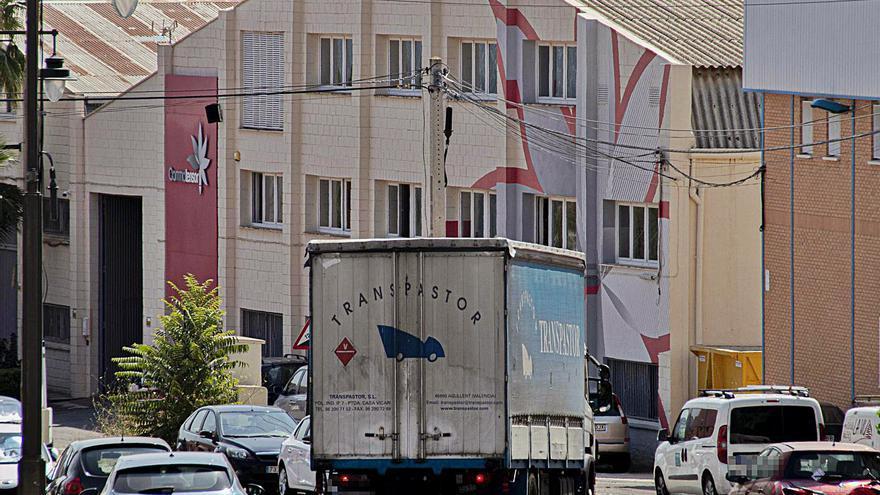 El polígono Cotes Baixes de Alcoy se modernizará a partir de septiembre