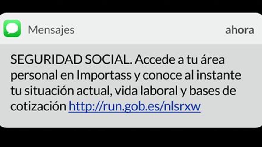 Este es el importante mensaje que la Seguridad Social está enviando a millones de personas
