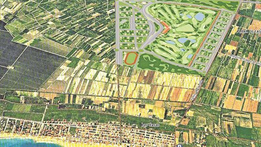 Xilxes hará la consulta popular de los PAI del golf tras el 'sí' del Gobierno