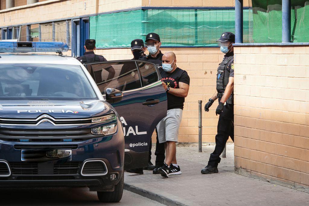 Intervención policial. Menudeo, gallos y tortugas en Ministriles, Lorca-3535.jpg