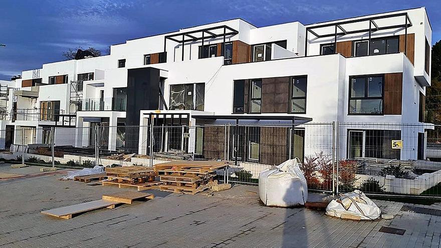 Veinte concellos captan la mitad de la nueva demanda de vivienda tras el COVID