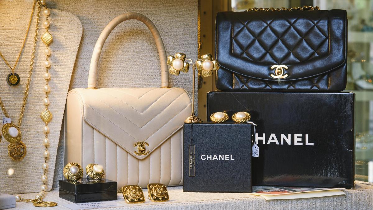 Productos Chanel.