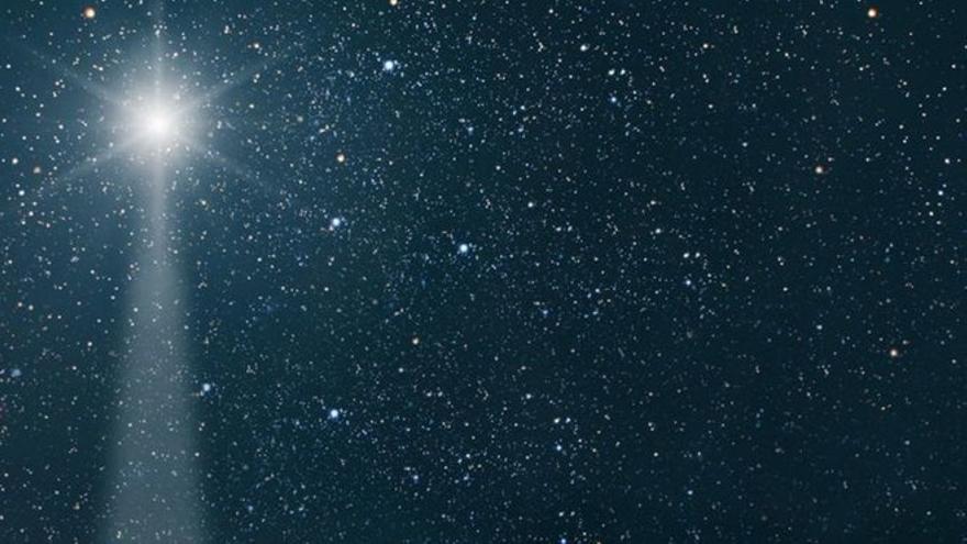 La Estrella de Belén se podrá ver en Navidad por primera vez en 800 años