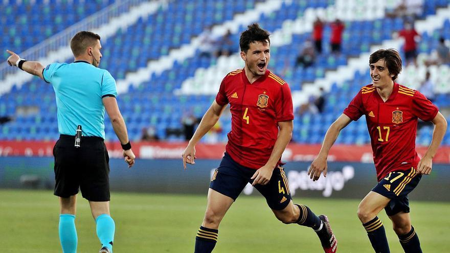 Hugo Guillamón lidera el nuevo ciclo de la selección sub'21