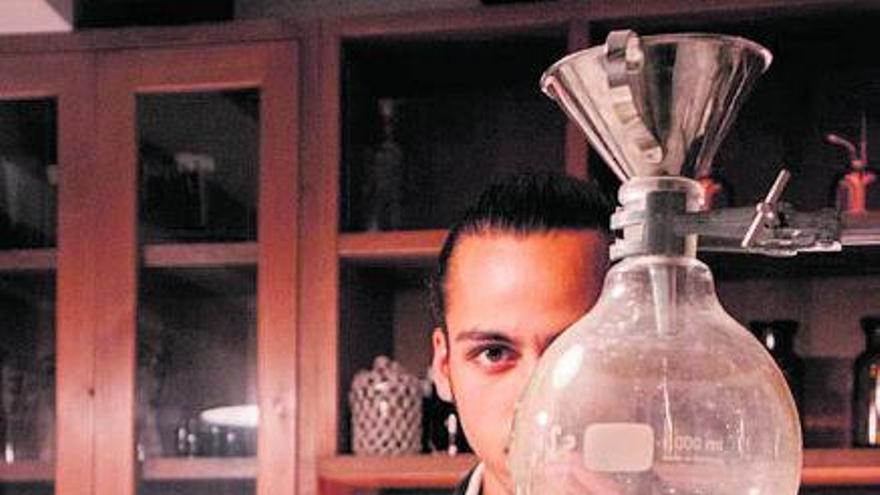 Víti Vinci: «Un perfume es efímero, pero su poder de evocación es eterno»
