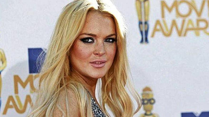 Netflix resucita la carrera de Lindsay Lohan tras una década de ausencia