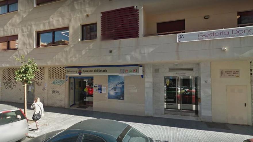 El primer premio de Lotería cae en Málaga y Vélez