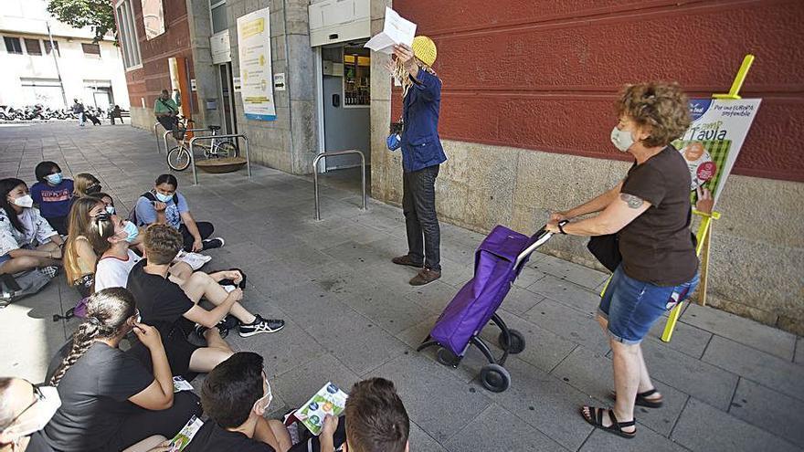 «Del camp a la taula», Europa recepta sostenibilitat a Girona