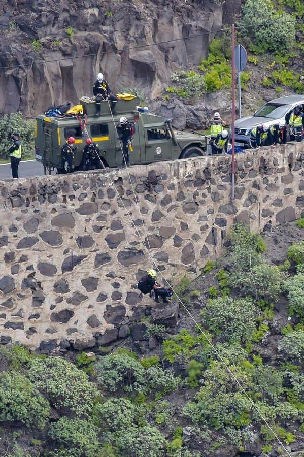 Tercer día de búsqueda de Juana Ramos (24/02/2020)
