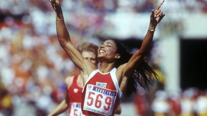 Héroes Olímpicos: Florence Griffith