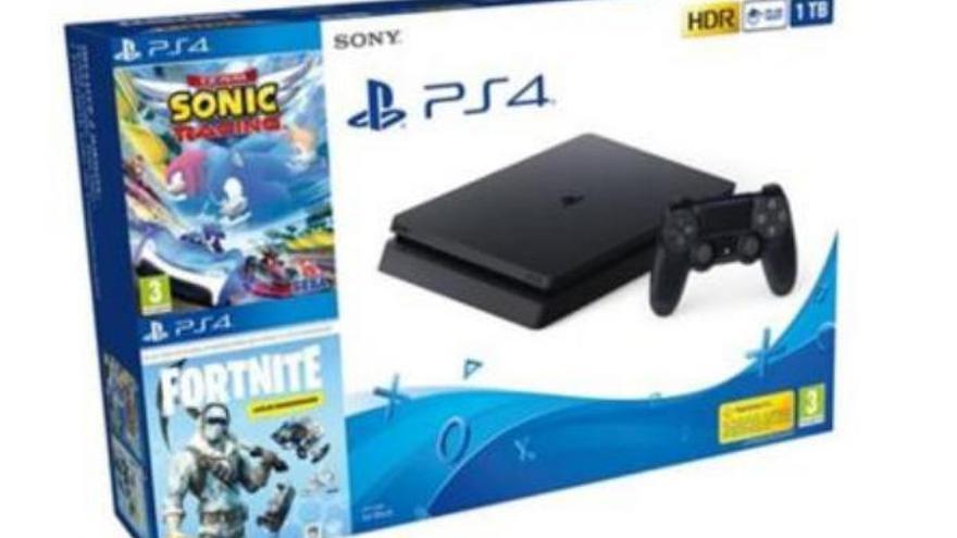 Una oferta demasiado buena para ser verdad: PS4 a 1 céntimo