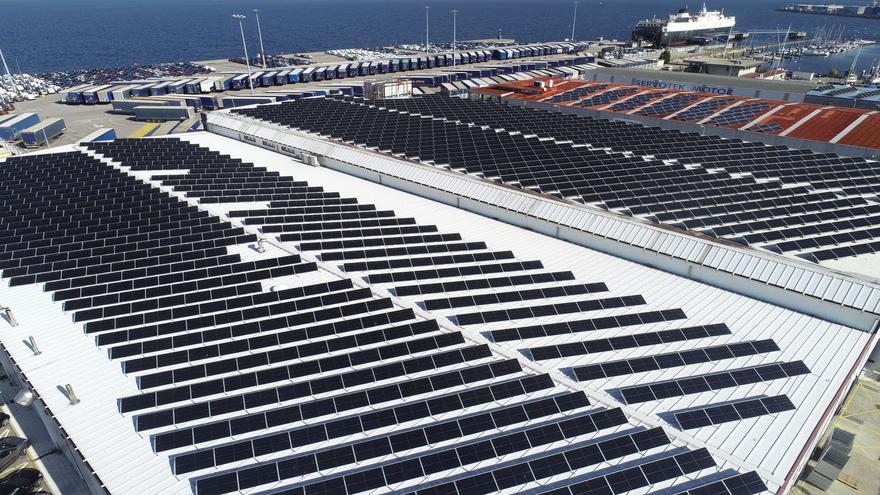 La competitividad de la industria gallega, al alza por la revolución de la autosuficiencia energética