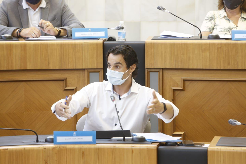 La Diputación retira la moción sobre Cano