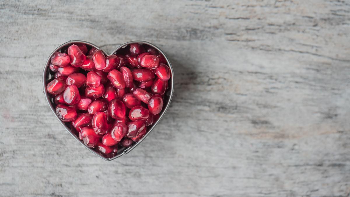 comida corazon