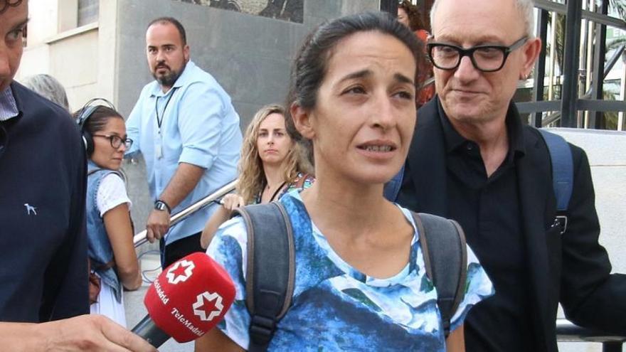 """La madre de Gabriel Cruz: """"Me gustaría hacer un duelo que no puedo hacer"""""""