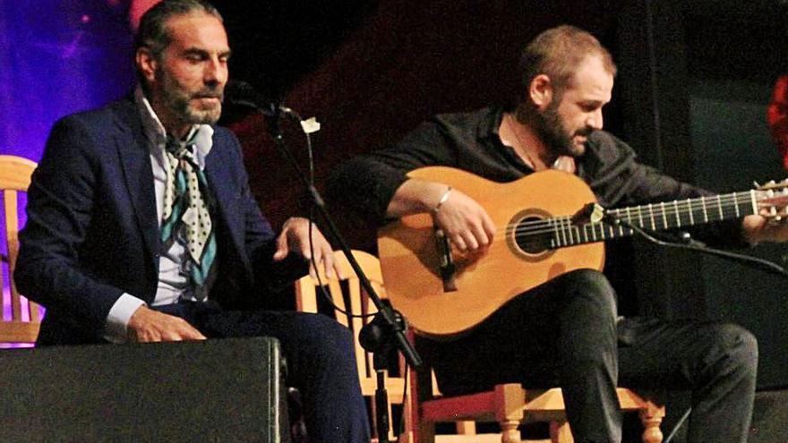 La Vendimia Flamenca de Doña Mencía se salda con éxito de público