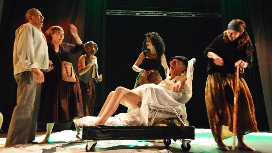 San Bartolomé enriquece su programa teatral con piezas clásicas y humorísticas