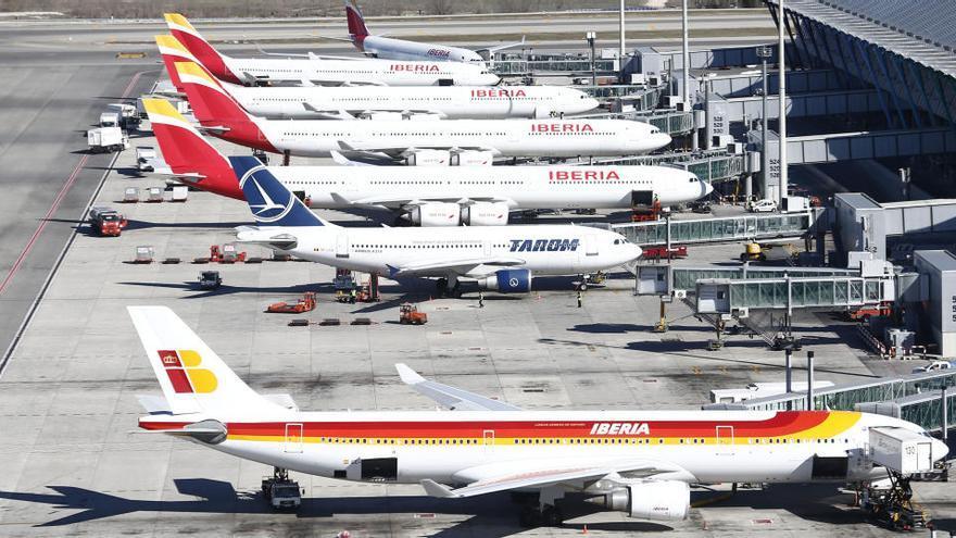 La UE aprueba las normas que obligan a las aerolíneas a reservar el 50% de los slots