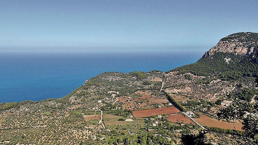 Nord-Süd-Blicke zwischen Valldemossa und Esporles