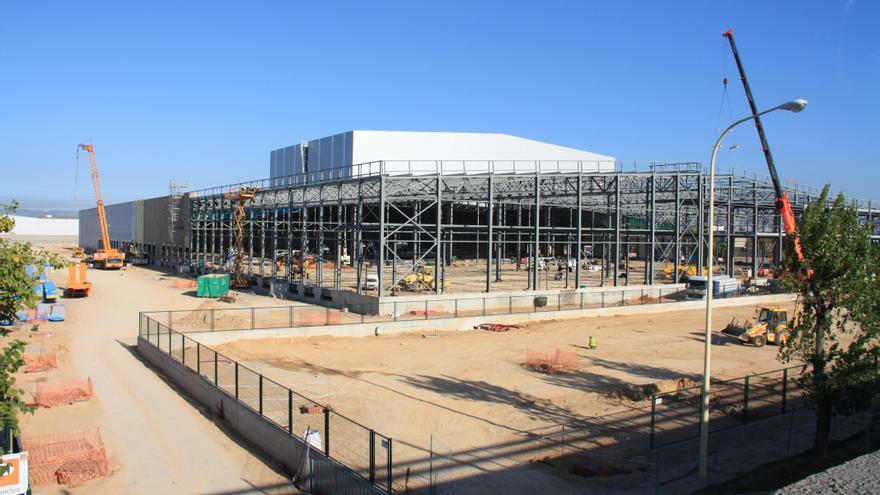 Referentes en la fabricación y el montaje de estructuras metálicas, cubiertas y fachadas