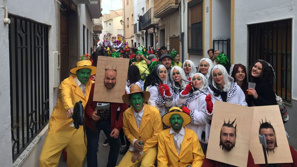 Carnavales de Villar de 2017