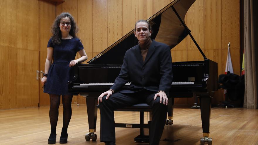 Maestros al piano por partida doble