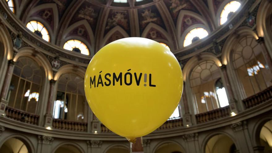 MásMóvil llança una OPA sobre el 100% d'Euskaltel