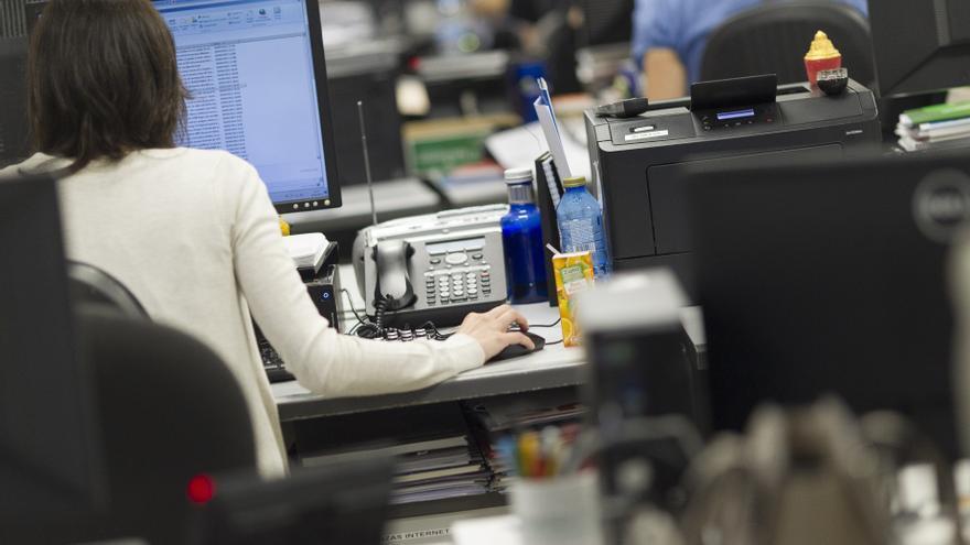 La creación de empresas desciende un 17% en Castilla y León en febrero