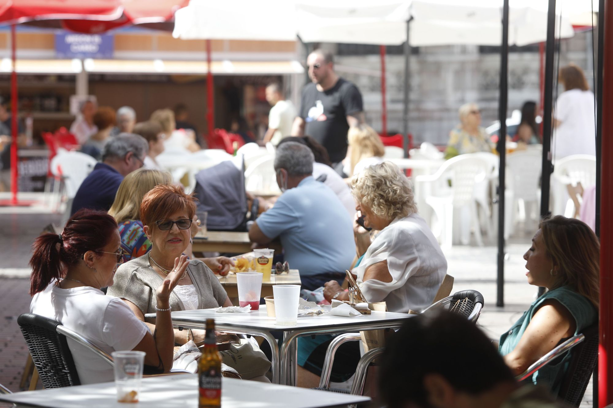 """Canteli celebra """"el hervidero de gente"""" en San Mateo"""