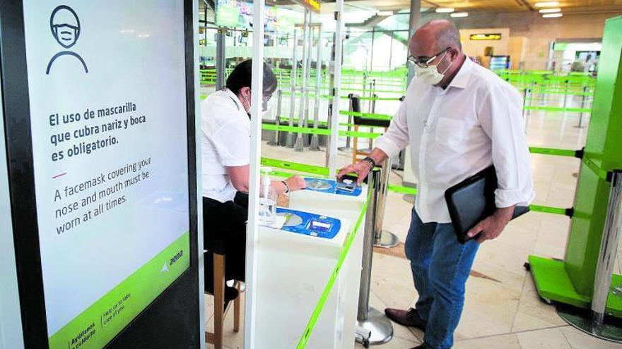 El aeropuerto Tenerife Norte logra la máxima puntuación en seguridad sanitaria