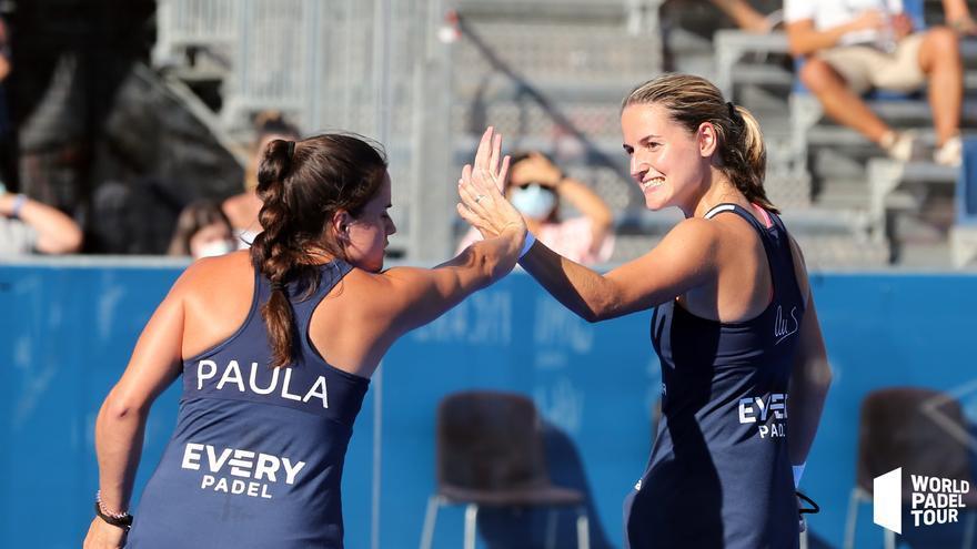 Paula Josemaría alcanza la sexta final de su gran temporada