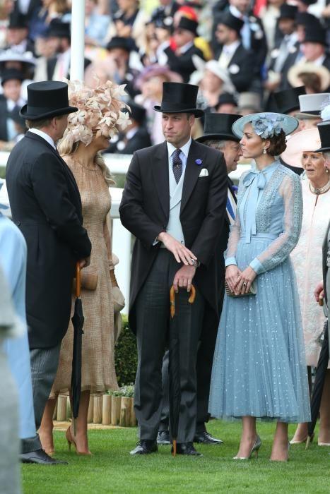 18/06/2019. Ascot, United Kingdom: Royals ...
