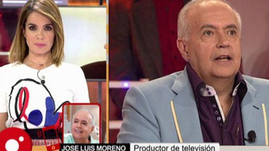 """José Luis Moreno carga contra Carme Chaparro: """"No sean miserables y hagan un 'Sálvame'"""""""