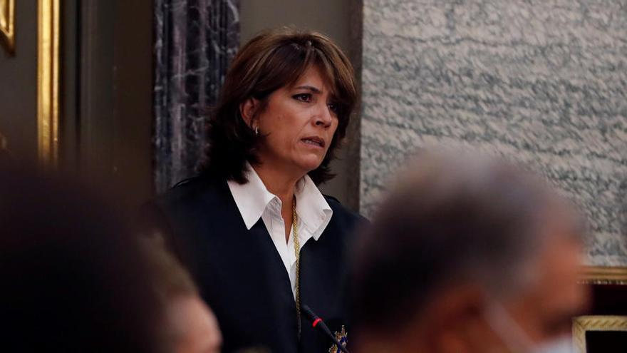 La Fiscalía General pide agilizar el desalojo de okupas