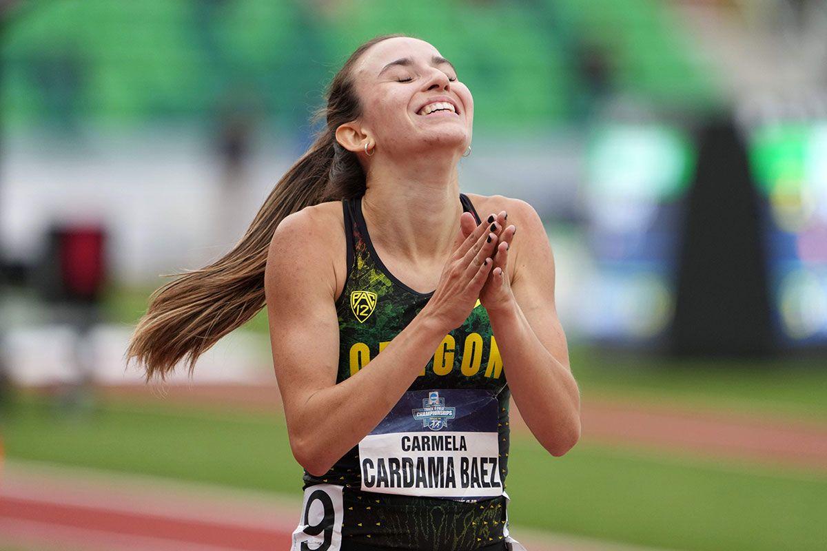 Carmela Cardama hace historia en EEUU