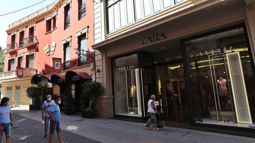 El CEU destinará el edificio de Zara en el centro a Odontología tras su adquisición
