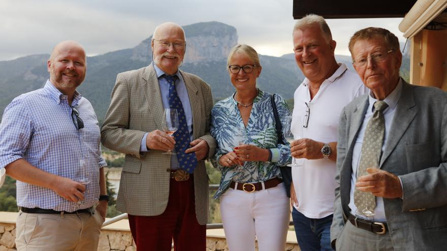 Bilder einer Preisverleihung: So feierte die Mallorca Zeitung mit ihren Gästen auf Castell Miquel