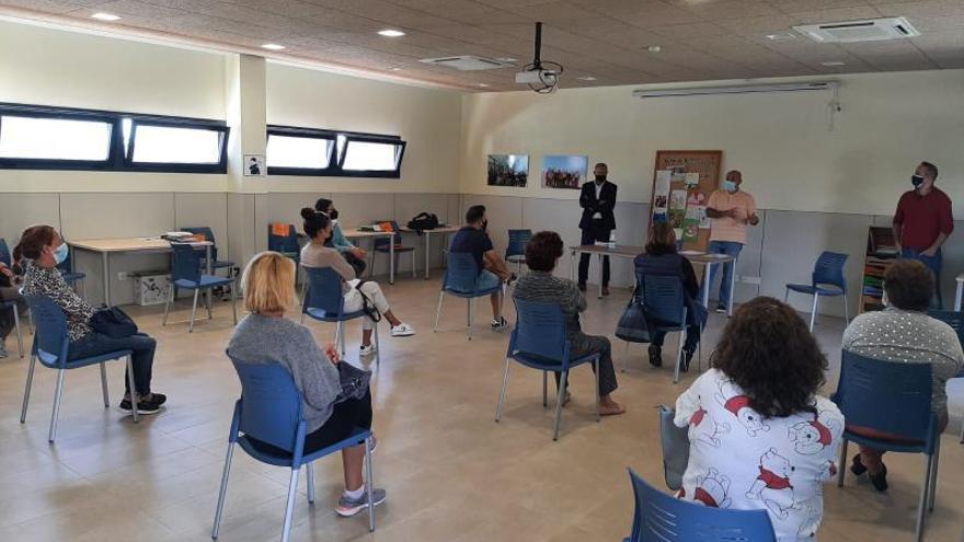 Un total de 87 personas discapacitadas se benefiarán de los centros del Cabildo