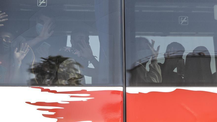 Trece de los 14 jóvenes ingresados en Son Espases salieron de alta el pasado viernes