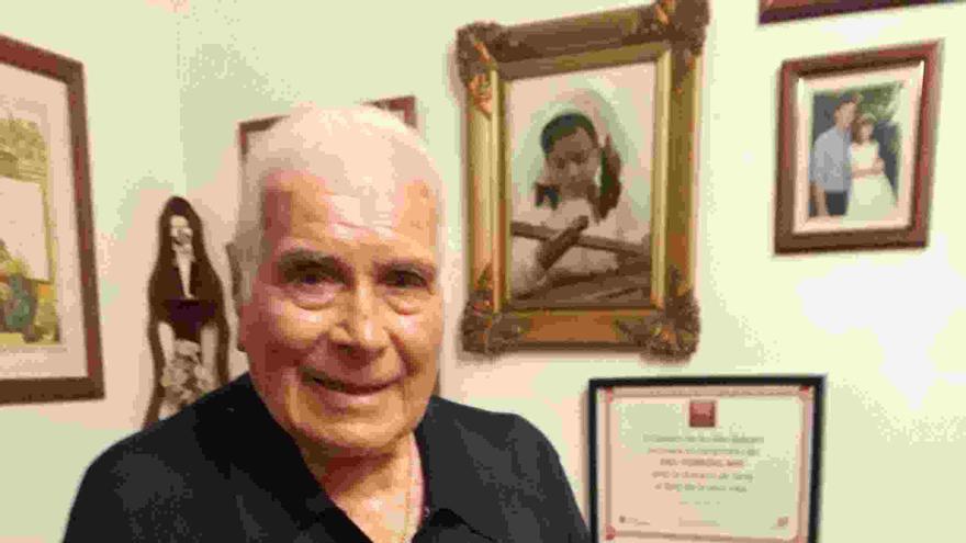 Sa Pobla llora la muerte de Pau Torrens, 'Nana', a los 87 años