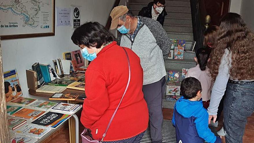 Día del Libro: los pueblos de Zamora también con la cultura