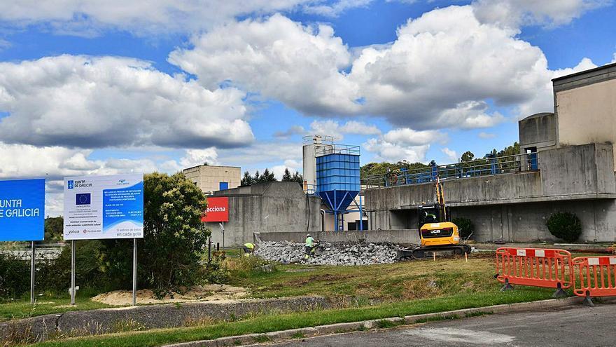 El Consello de la Xunta destina 3 millones para la explotación de la Edar de Placeres