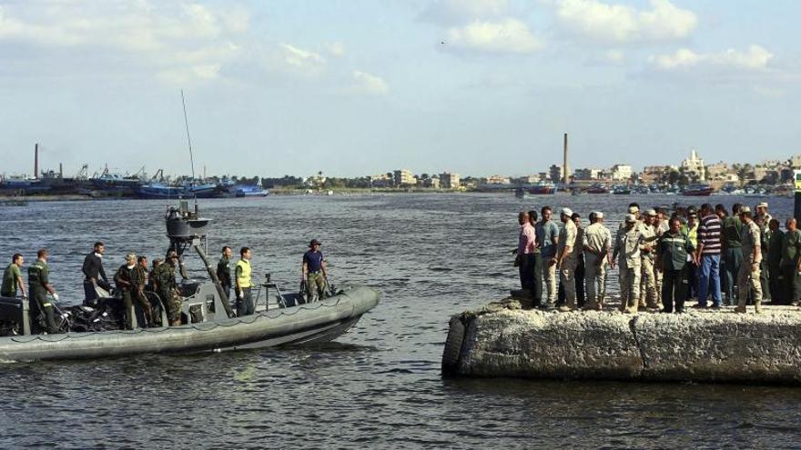 Pugen a 112 els morts en el naufragi a la costa egípcia