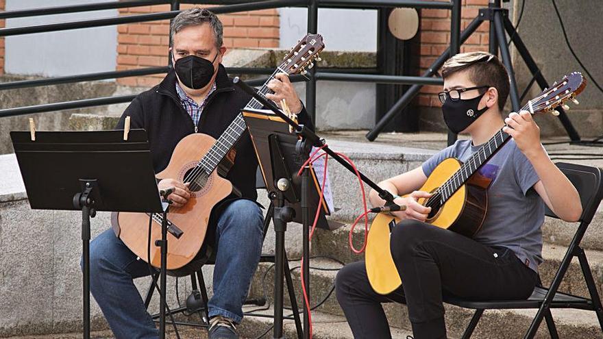 Arranca la semana cultural en el conservatorio de Zamora